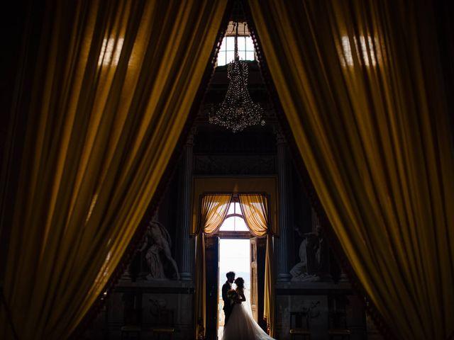 Il matrimonio di Andrea e Federica a Govone, Cuneo 22