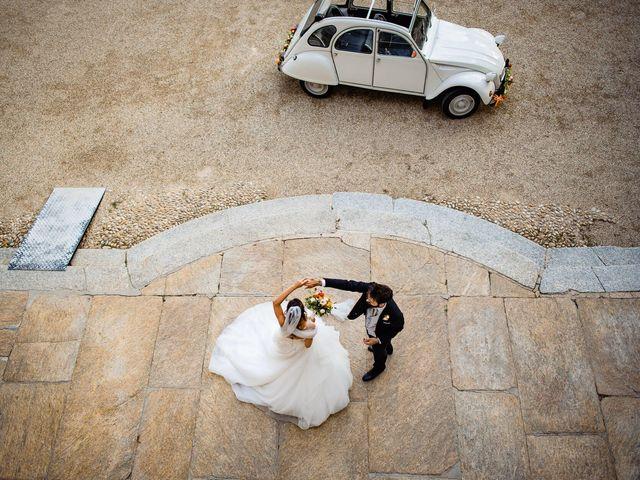 Il matrimonio di Andrea e Federica a Govone, Cuneo 24