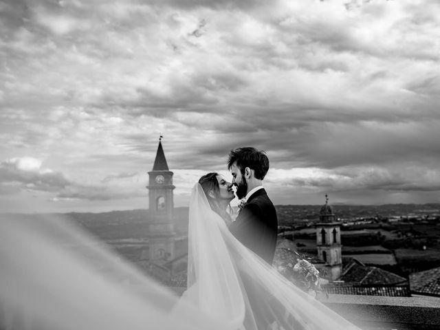 Il matrimonio di Andrea e Federica a Govone, Cuneo 26