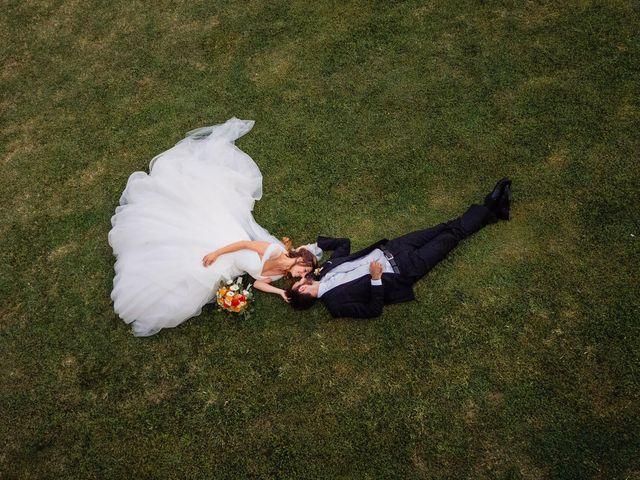 Il matrimonio di Andrea e Federica a Govone, Cuneo 27