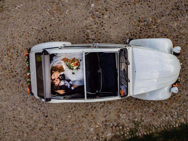 Il matrimonio di Andrea e Federica a Govone, Cuneo 29