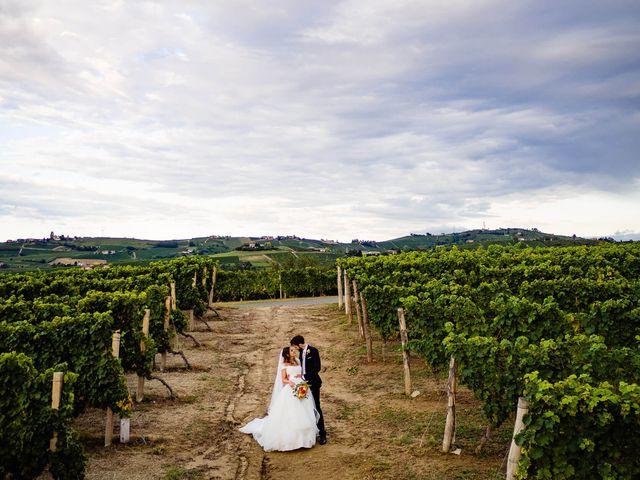 Il matrimonio di Andrea e Federica a Govone, Cuneo 30