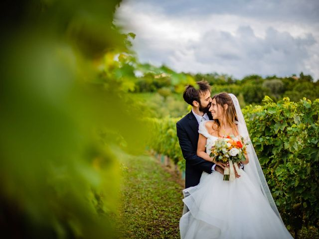 Il matrimonio di Andrea e Federica a Govone, Cuneo 31