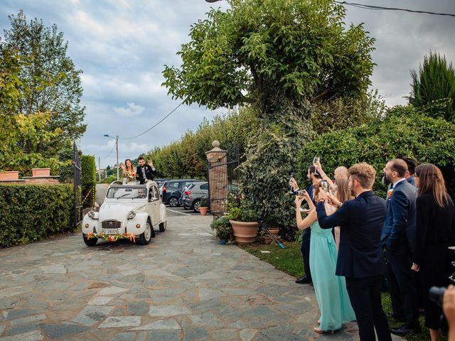 Il matrimonio di Andrea e Federica a Govone, Cuneo 32