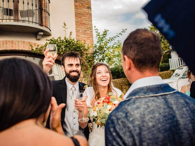 Il matrimonio di Andrea e Federica a Govone, Cuneo 33