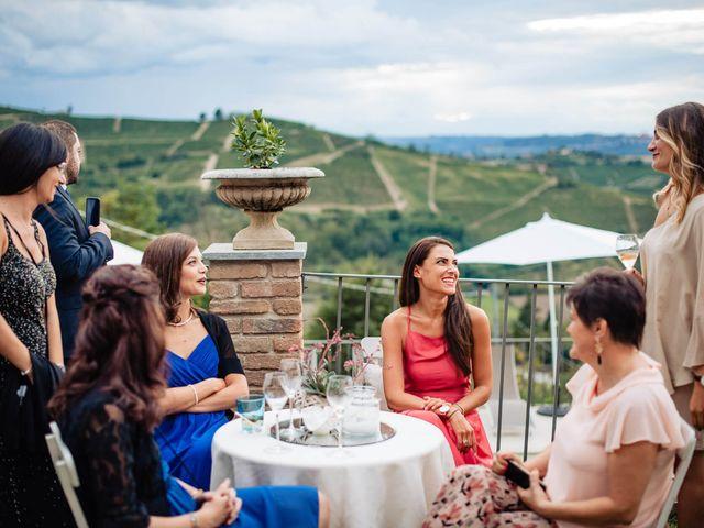 Il matrimonio di Andrea e Federica a Govone, Cuneo 36