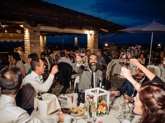 Il matrimonio di Andrea e Federica a Govone, Cuneo 38