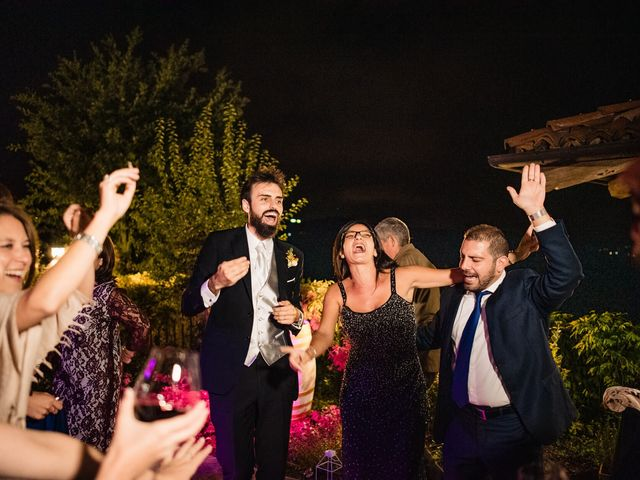 Il matrimonio di Andrea e Federica a Govone, Cuneo 42