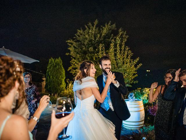 Il matrimonio di Andrea e Federica a Govone, Cuneo 43