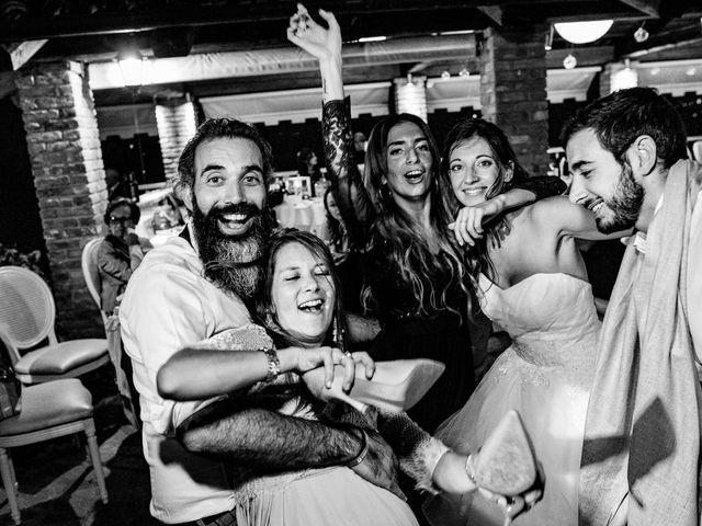 Il matrimonio di Andrea e Federica a Govone, Cuneo 49