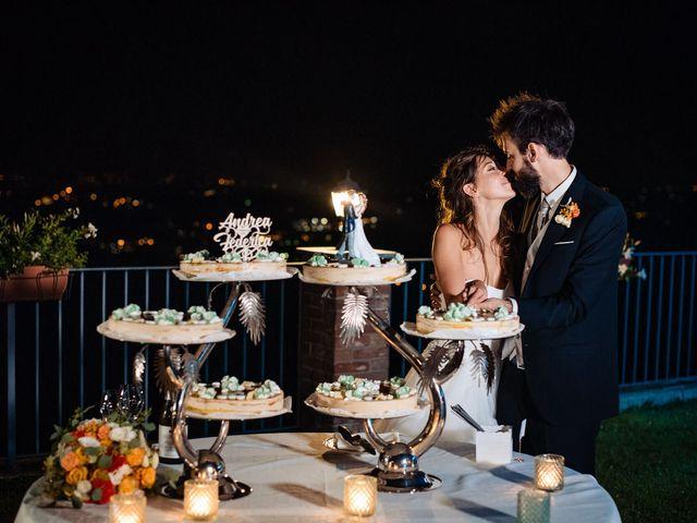 Il matrimonio di Andrea e Federica a Govone, Cuneo 50