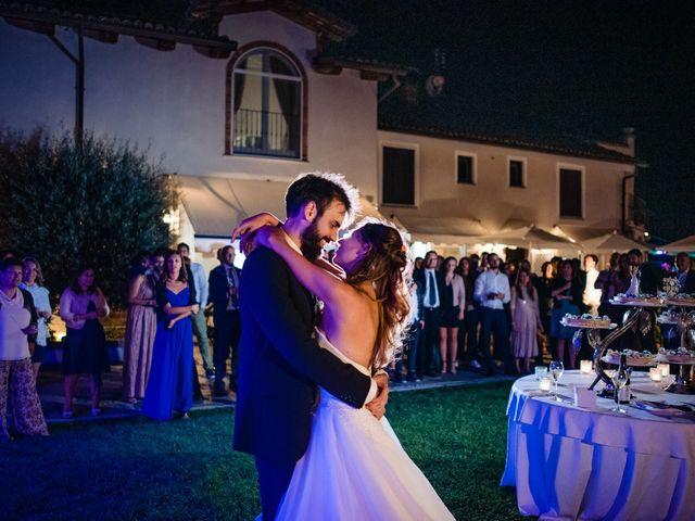 Il matrimonio di Andrea e Federica a Govone, Cuneo 53