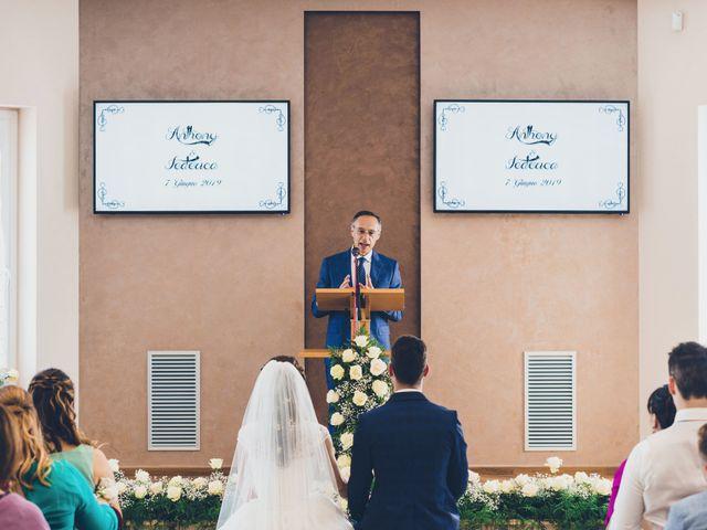 Il matrimonio di Anthony e Federica a Assisi, Perugia 25