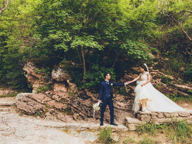 Il matrimonio di Anthony e Federica a Assisi, Perugia 32