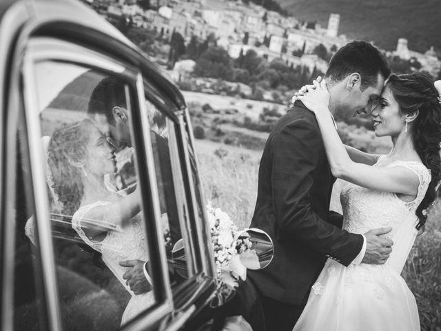 Il matrimonio di Anthony e Federica a Assisi, Perugia 34