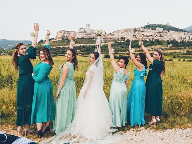 Il matrimonio di Anthony e Federica a Assisi, Perugia 37