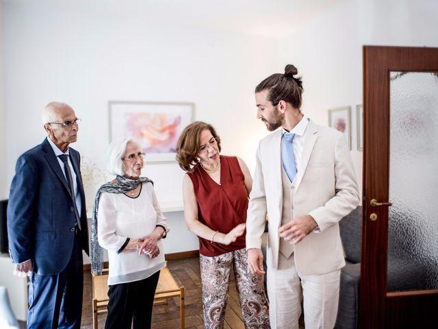 Il matrimonio di Tiziano e Marlene a Civenna, Como 12