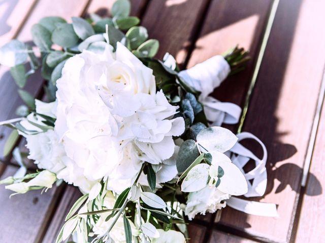 Il matrimonio di Tiziano e Marlene a Civenna, Como 13