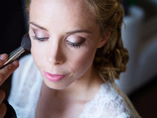 Il matrimonio di Tiziano e Marlene a Civenna, Como 15