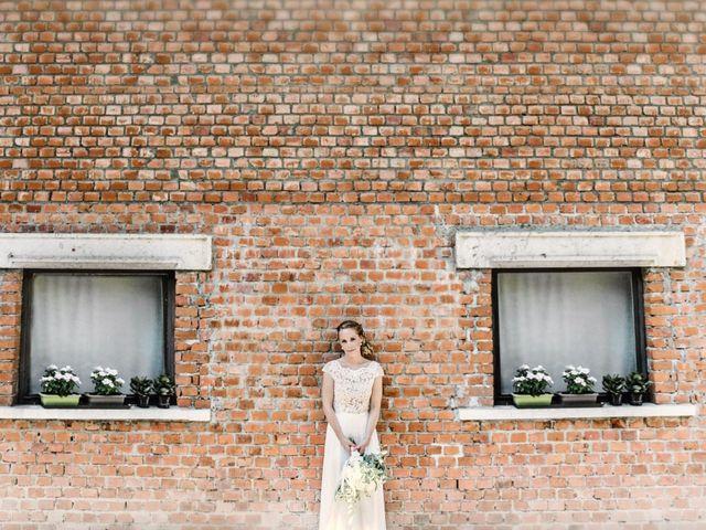 Il matrimonio di Tiziano e Marlene a Civenna, Como 20