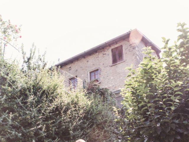 Il matrimonio di Tiziano e Marlene a Civenna, Como 22
