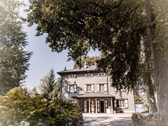 Il matrimonio di Tiziano e Marlene a Civenna, Como 26