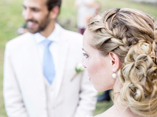 Il matrimonio di Tiziano e Marlene a Civenna, Como 39