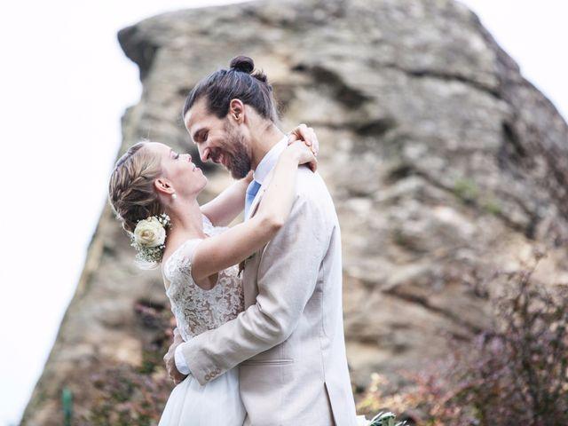 Il matrimonio di Tiziano e Marlene a Civenna, Como 50