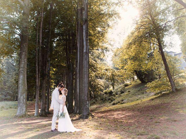 Il matrimonio di Tiziano e Marlene a Civenna, Como 60