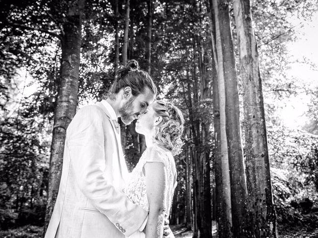 Il matrimonio di Tiziano e Marlene a Civenna, Como 62