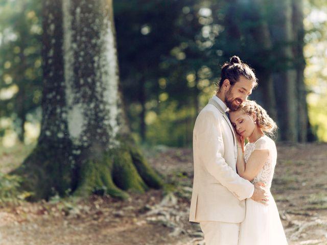 Il matrimonio di Tiziano e Marlene a Civenna, Como 1