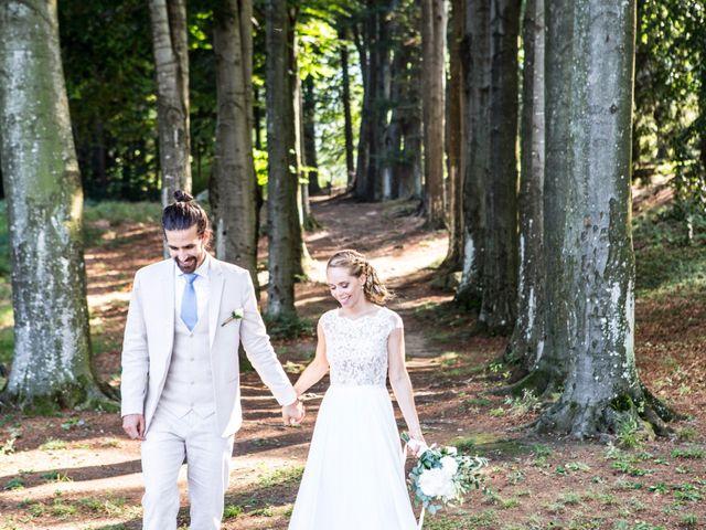 Il matrimonio di Tiziano e Marlene a Civenna, Como 72
