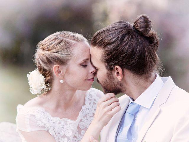 Il matrimonio di Tiziano e Marlene a Civenna, Como 75