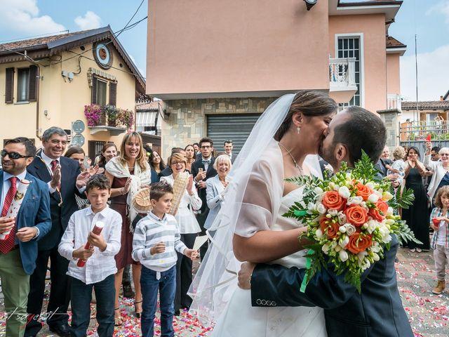 Il matrimonio di Alessandra e Alessandro a Beinasco, Torino 12