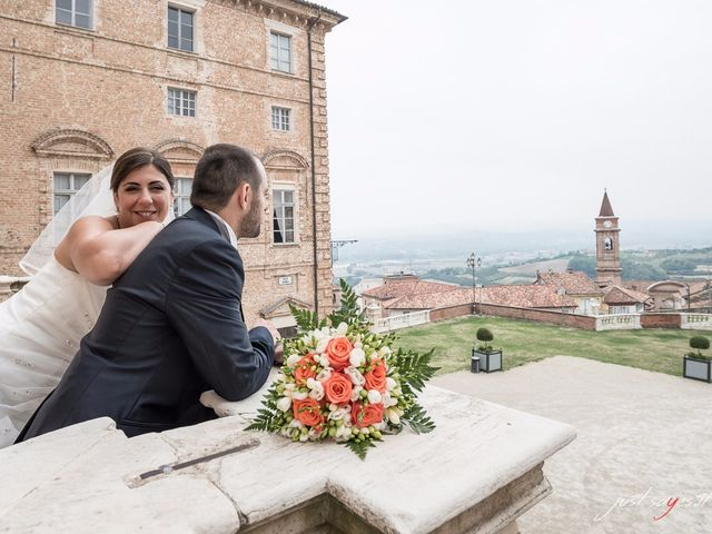 Il matrimonio di Alessandra e Alessandro a Beinasco, Torino 14