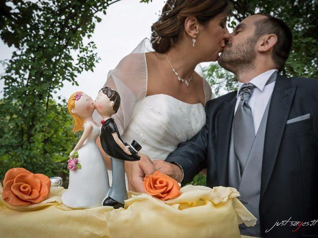 Il matrimonio di Alessandra e Alessandro a Beinasco, Torino 20