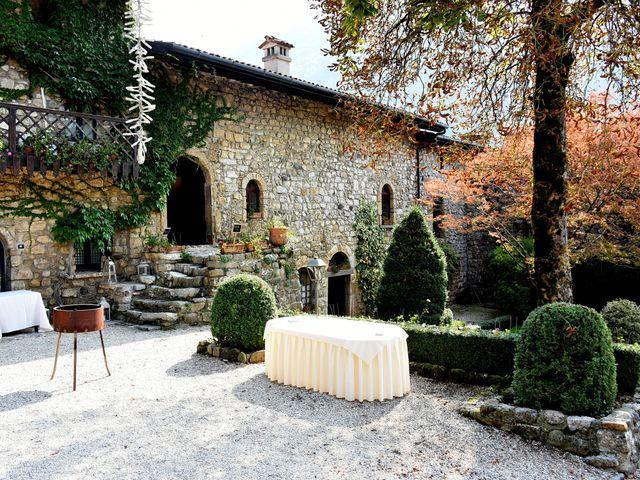 Il matrimonio di Sara e Gian Luca a Monasterolo del Castello, Bergamo 5