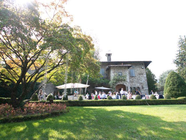 Il matrimonio di Sara e Gian Luca a Monasterolo del Castello, Bergamo 16