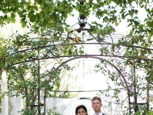 Il matrimonio di Sara e Gian Luca a Monasterolo del Castello, Bergamo 21