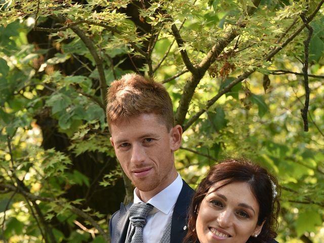 Il matrimonio di Sara e Gian Luca a Monasterolo del Castello, Bergamo 22