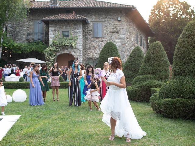 Il matrimonio di Sara e Gian Luca a Monasterolo del Castello, Bergamo 27