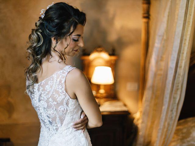 Il matrimonio di Mirko e Fabiola a Terrazzo, Verona 3