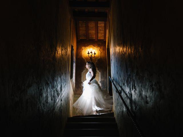 Il matrimonio di Mirko e Fabiola a Terrazzo, Verona 4