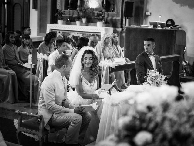 Il matrimonio di Mirko e Fabiola a Terrazzo, Verona 7