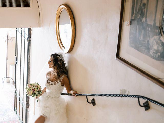 Il matrimonio di Mirko e Fabiola a Terrazzo, Verona 9