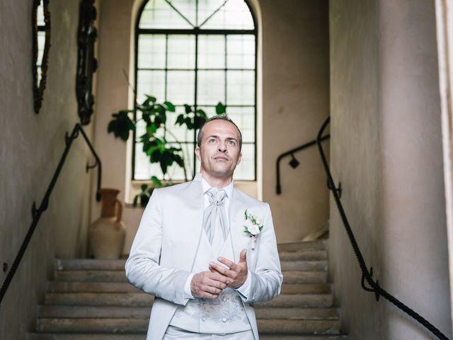 Il matrimonio di Mirko e Fabiola a Terrazzo, Verona 10