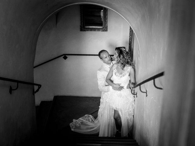 Il matrimonio di Mirko e Fabiola a Terrazzo, Verona 13
