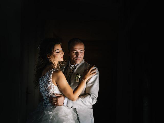 Il matrimonio di Mirko e Fabiola a Terrazzo, Verona 14