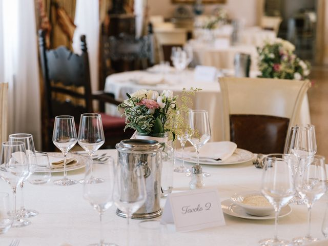 Il matrimonio di Mirko e Fabiola a Terrazzo, Verona 18
