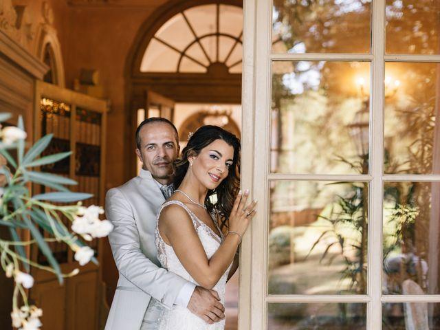 Il matrimonio di Mirko e Fabiola a Terrazzo, Verona 24